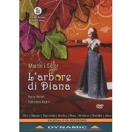 Vicente Martin y Soler: L'arbore di Diana [DVD] [NTSC]
